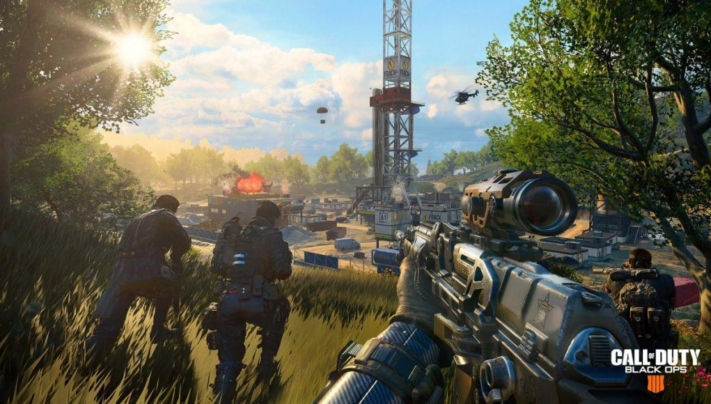 Analyst Predicts Activision To Make Blackout Free To Play