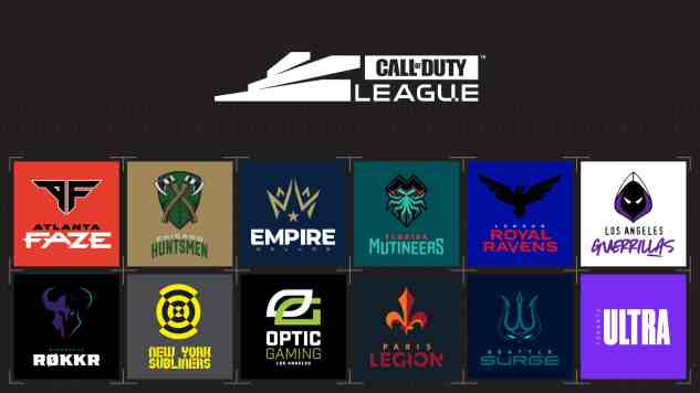 Call of Duty League Playoffs and Championship Weekend dates announced   Charlie INTEL