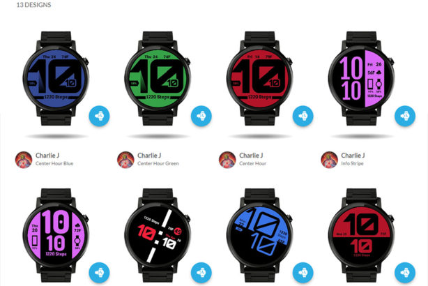 Facer Smartwatch Faces