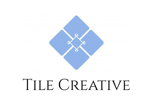 Tile Creative logo design