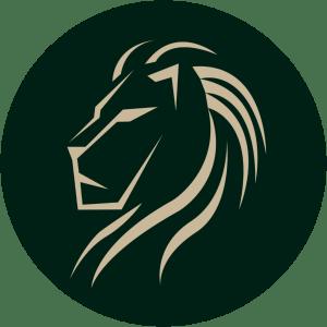 kingdom of god lion head icon charlie lewis