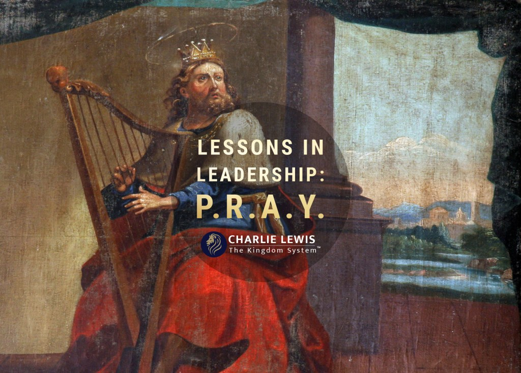 King David Leadership Lesson