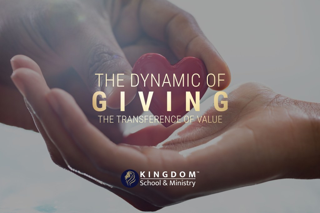 The Dynamic of Giving