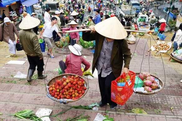 Dalat Market by Bang Nguyen