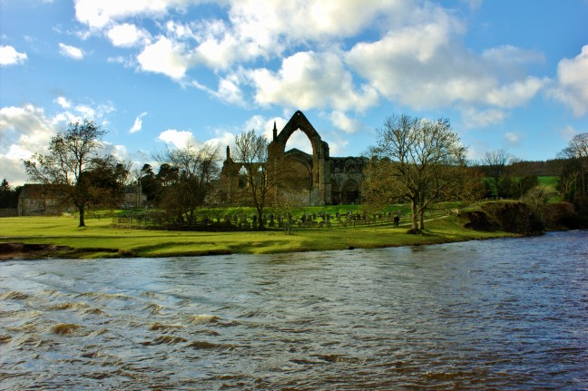Bolton Abbey Afford Travel in the UK