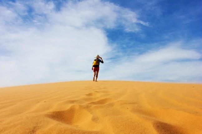 sand dunes vietnam mui ne