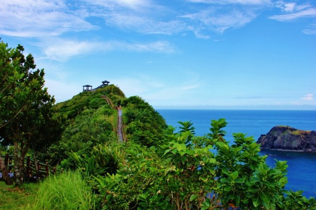 Green Island Taiwan - Charlie on Travel new