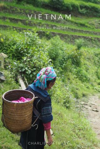 How Much A Trip to Vietnam Costs Vietnam Travel Budget 2017 Pinterest