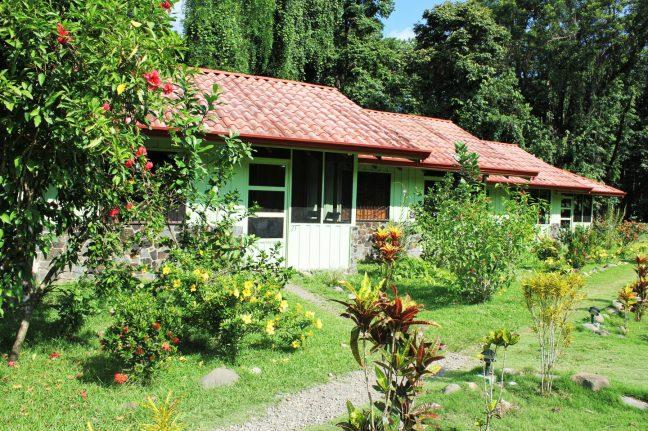 Hacienda Baru cabins