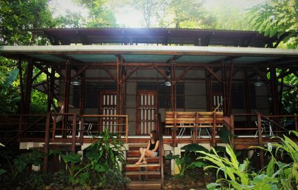 Enjoying La Kukula Lodge