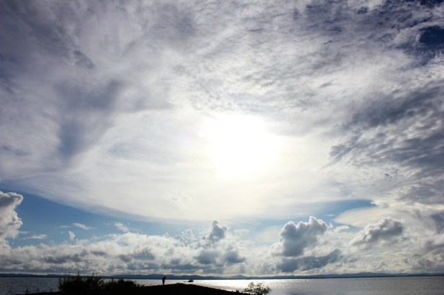 Incredible clouds at Ometepe Island - Charlie on Travel