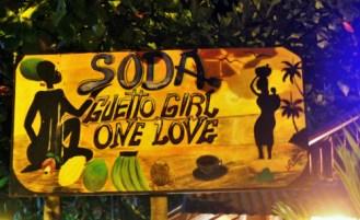 Soda Guetto Girl One Love