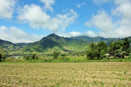 Hills in Cerro Punta, just up from Volcan