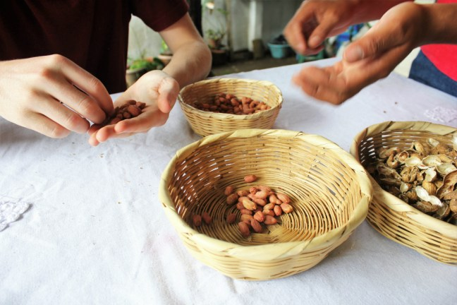 peanut-butter-workshop-with-de-la-gente-antigua-guatemala-charlie-on-travel-sorting-peanuts