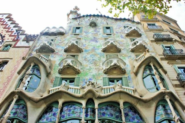 Barcelona Casa Batillo