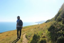 Dancing Ledge Dorset Walking the coast
