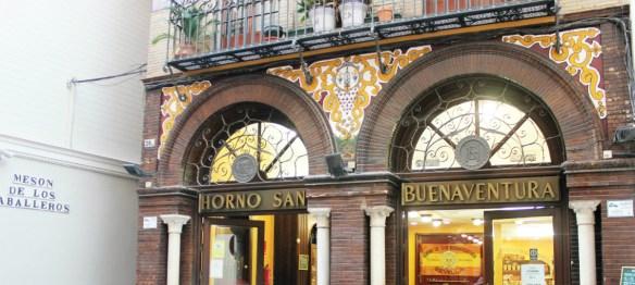 Best Breakfast in Seville Horno San Buenaventura - Vegetarian in Seville - Charlie on Travel