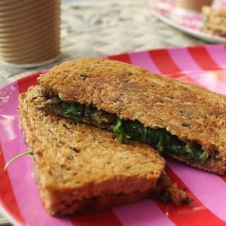 Best Vegetarian Restaurants in SevilleCoq & Roll sandwich - Vegetarian in Seville - Charlie on Travel