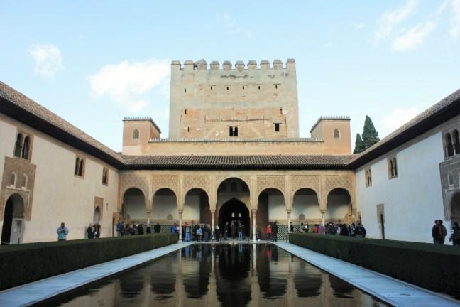 Palacios Nazaríes Alhambra Granada Spain - Charlie on Travel