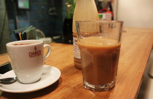 Boza - Vegan in Sofia - Charlie on Travel