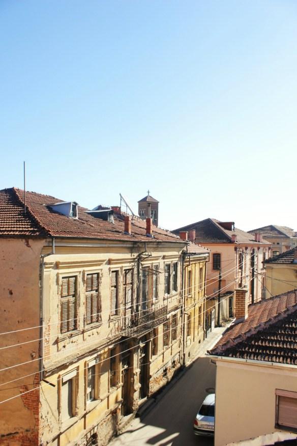 Bitola building Macedonia - Charlie on Travel