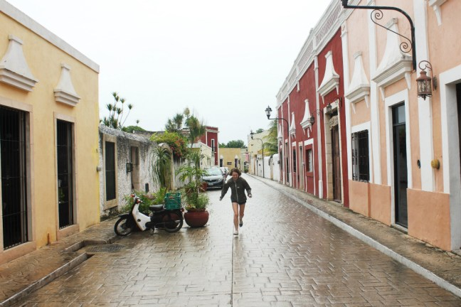 Helly Hansen raincoat - Mexico travel checklist - Charlie on Travel