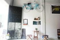 Inside the Coffee Bike Station
