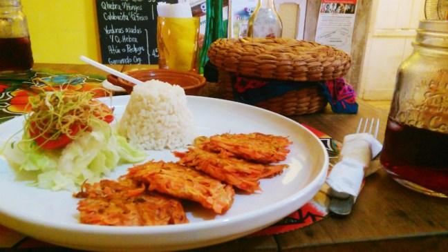 El Origin - vegetarian in Merida Mexico - Charlie on Travel