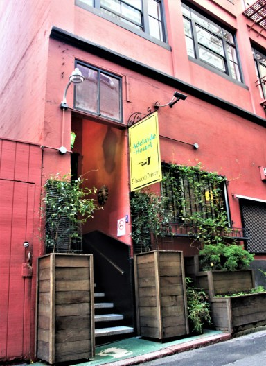 San Francisco City Guide - Adelaide Hostel