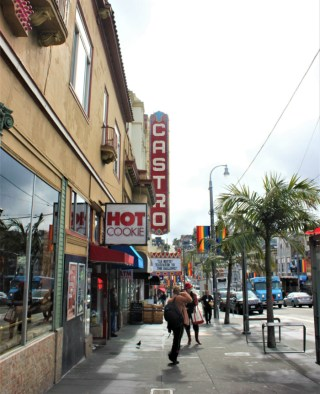 Walking around the Castro