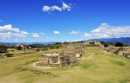 Monte Alban Oaxaca Mexico ruins - Charlie on Travel