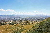Monte Alban Oaxaca Mexico view - Charlie on Travel