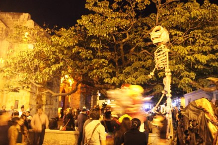 Oaxaca Mexico Day of the Dead