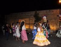 Oaxaca Mexico Day of the Dead