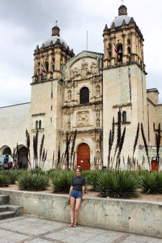 Oaxaca Mexico Santa Domingo - Charlie on Travel 4