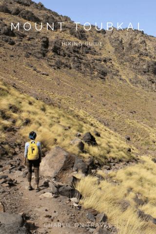 Climb Mount Toubkal Morocco Charlie on Travel