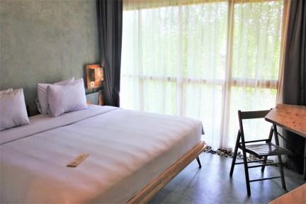 Greenhost Hotel Yogyakarta bedroom - Yogyakarta Travel Guide