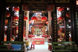 Guan Di Temple in Chinatown