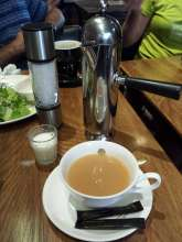 "My ""pot"" of English Breakfast Tea..."