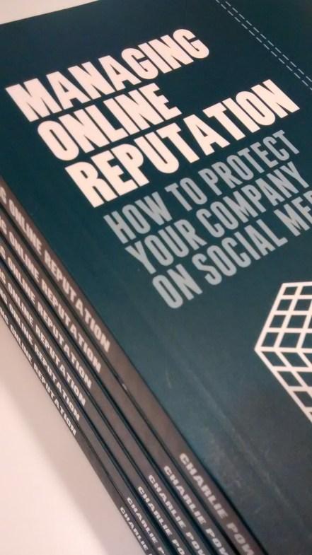 Charlie Pownall - Managing Online Reputation, 2015
