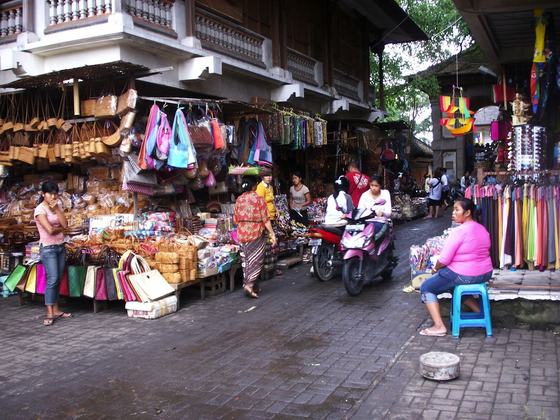Bali Market Shopping And Price Guide Exclusively Bali