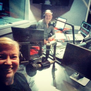 Talking with Andrew Reimer on FIVEaa about Microvolunteering