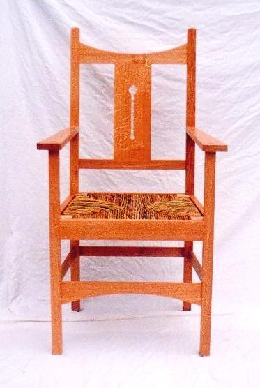 Edwin Lutyens Oak Arts Amp Crafts Movement Carver Chairs