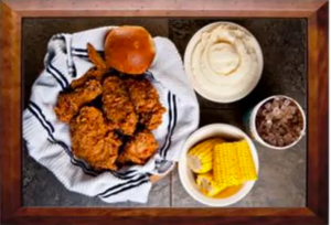 Charlie's Chicken Joplin Combo Meals