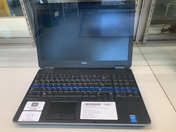 *LAST ONE!* Dell Latitude E6540