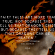 Music, Quotes & Coffee - picture of a quote by Neil Gaiman about Fairy Tales