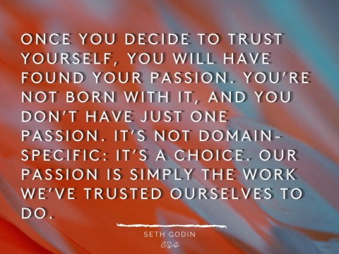 Alder Koten - Executive Search Consultant - Mexico - USA - Decide To Trust Yourself- Motivation - Inspiration