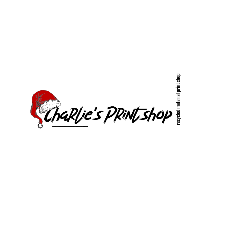 Charlies print shop custom shirts stickers mugs