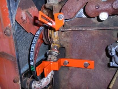 Allis B-C Mounting brackets