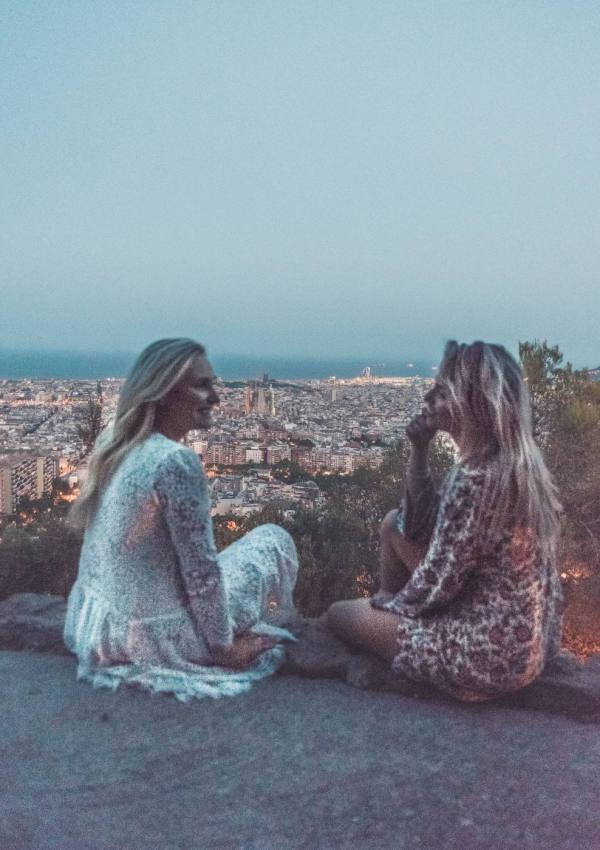The perfect girls weekend in Barcelona.